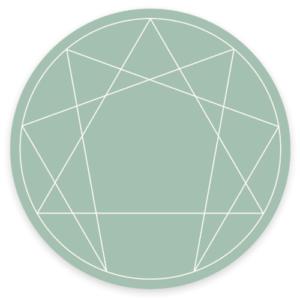 enneagram-symbol-light-green